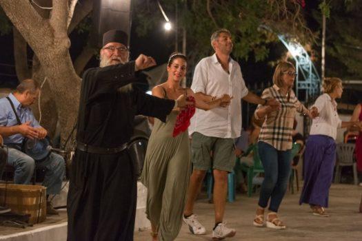Greek Festivals: Festivals in Tilos