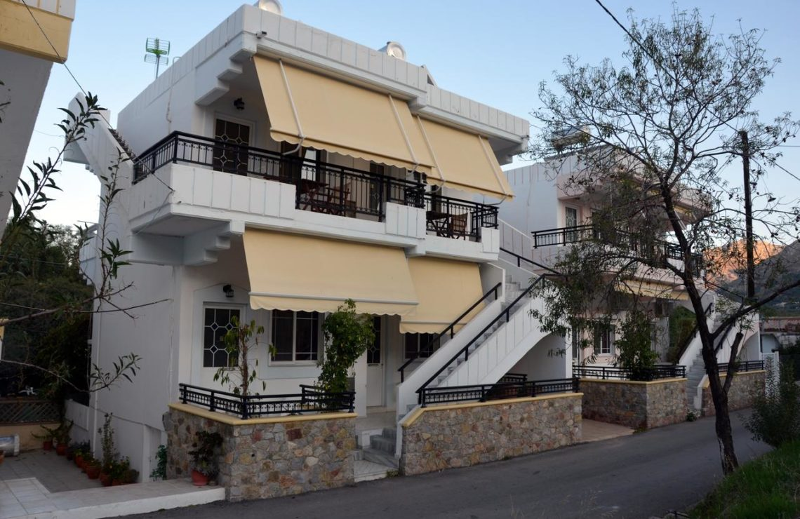 Olympos Apartments