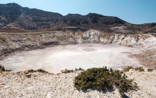Inside the Crater: Everything You Need to Know about the Nisyros Volcano